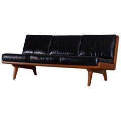 Sofa Model Trienna Designed by Carl Gustaf Hiort af Ornäs, Finland, 1950s
