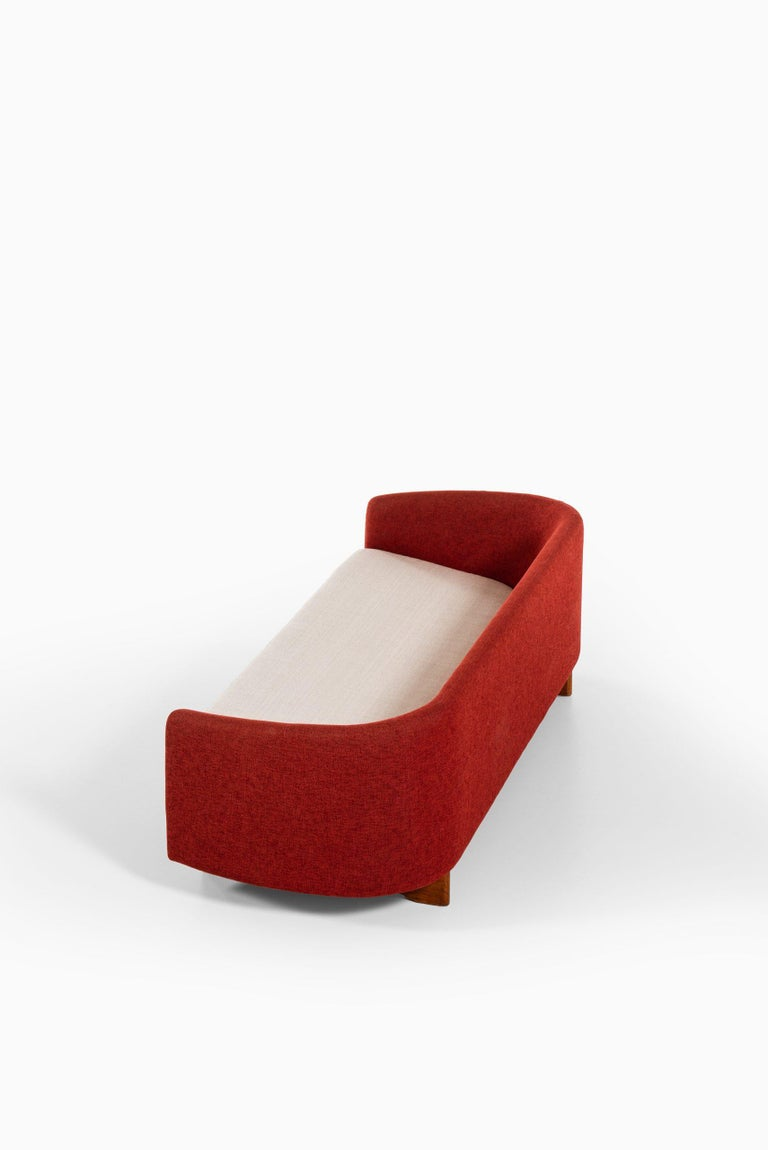 Fabric Sofa Produced in Denmark For Sale