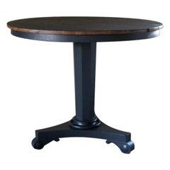 Sofa Table, Center Table, English, 19th Century
