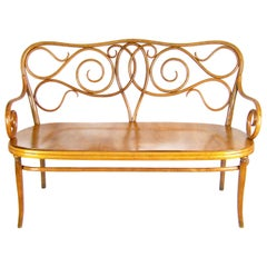 Sofa Thonet Nr.4, circa 1881-1887