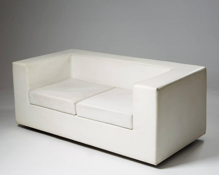 "Modern Sofa ""Throwaway"" Designed by Willie Landels for Zanotta, Italy, 1960s For Sale"