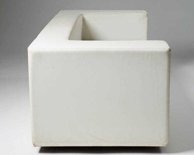 "Italian Sofa ""Throwaway"" Designed by Willie Landels for Zanotta, Italy, 1960s For Sale"