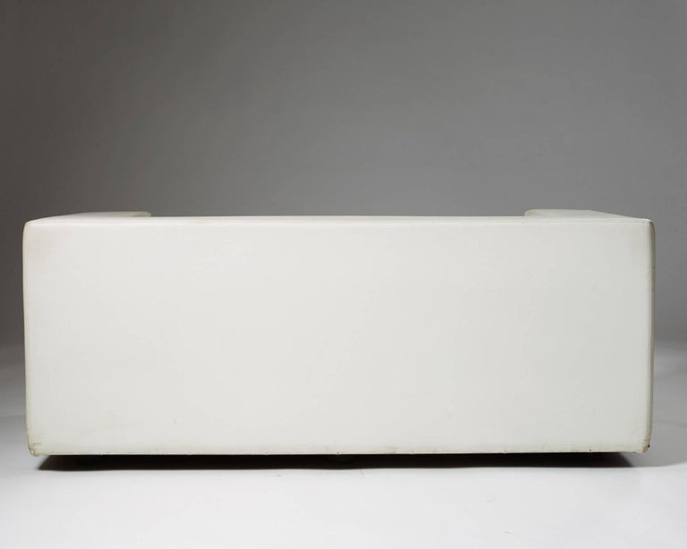 """Sofa """"Throwaway"""" Designed by Willie Landels for Zanotta, Italy, 1960s In Excellent Condition For Sale In Stockholm, SE"""