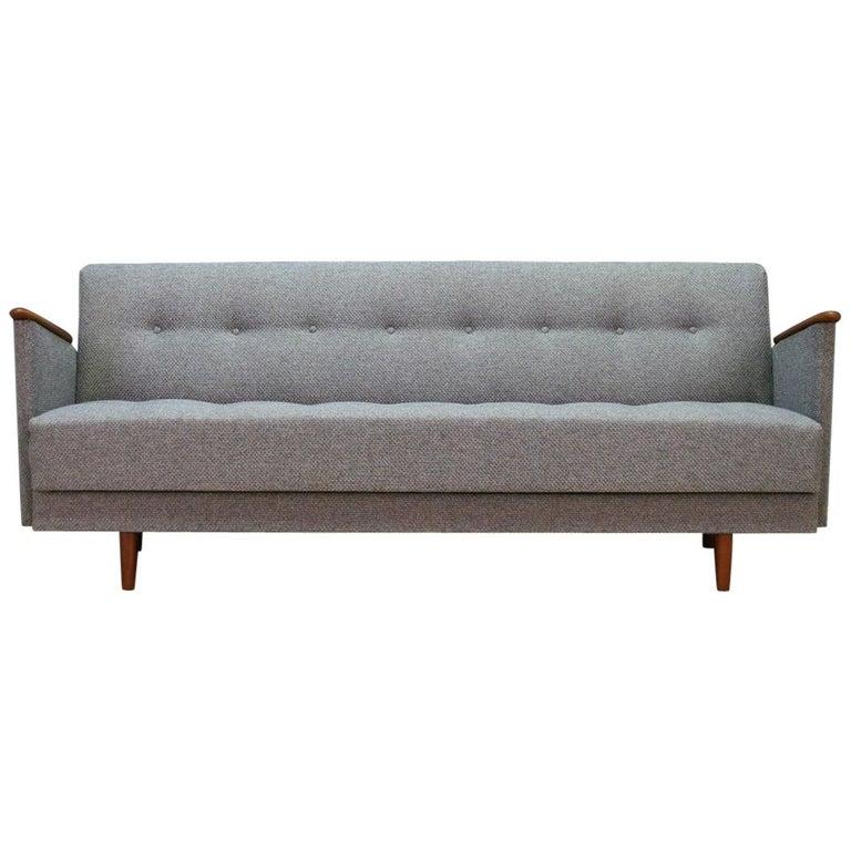 Sofa Vintage 1960-1970 Classic Danish Design For Sale At