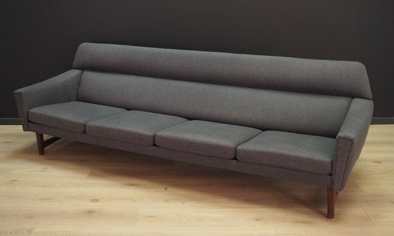 Scandinavian Sofa Vintage, 1960-1970 Danish Design For Sale