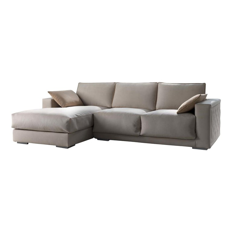 Sofa With Chaise Longue