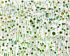 """""""Lollipops #2"""" Limited Edition Giclee Print, 48"""" x 60"""""""