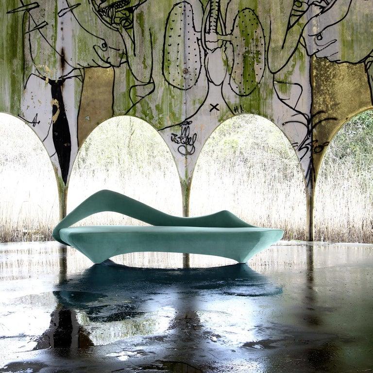Italian Soft Machine Sofa by Giovanni Tommaso Garattoni For Sale