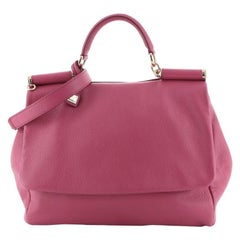 Soft Miss Sicily Bag Leather Medium