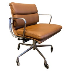 Soft Pad Chairs by Eames for Herman Miller