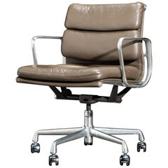 Soft Pad Management Desk Chair by Charles and Ray Eames for Herman Miller