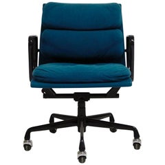 Soft Pad Management Desk Chair by Charles Eames for Herman Miller, circa 1980