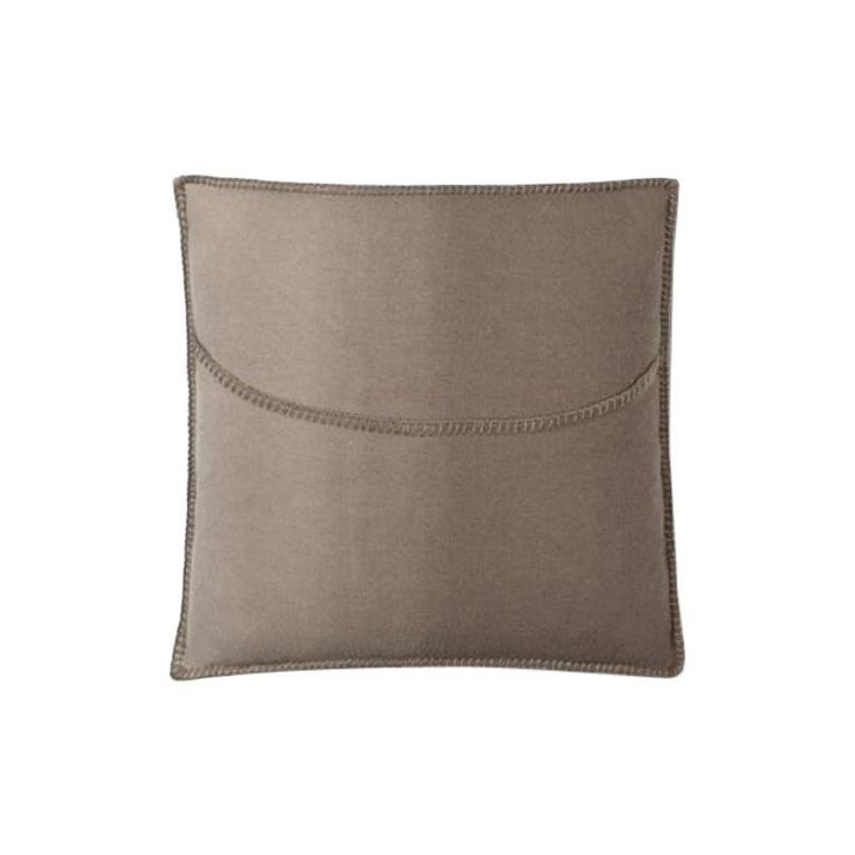 Molteni&C Soft Plaid Cushion Merino Wool