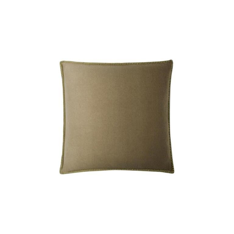 Molteni&C Soft Plaid Cushion Merino Wool