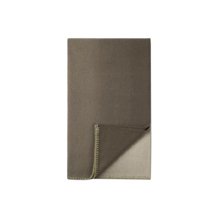 Molteni&C Soft Plaid Marta Ferri Design Merino Wool For Sale