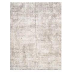 Soft Vintage Collection, Gray Silk Rug