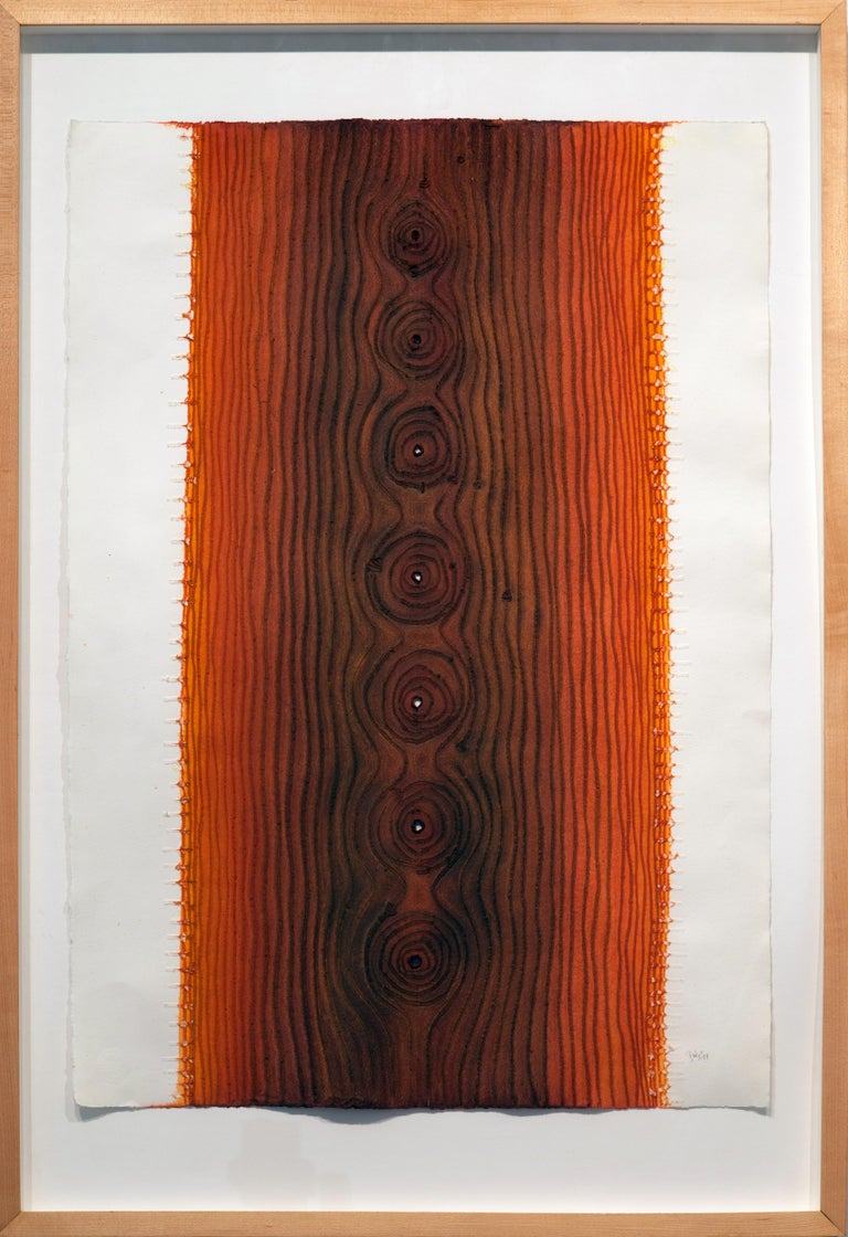 <i>Untitled</i>, 1999, by Sohan Qadri