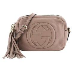 Soho Disco Crossbody Bag Leather Small