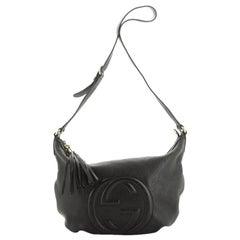 Soho Messenger Bag Leather Medium