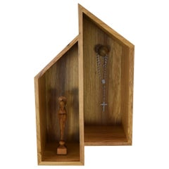 """SOL"" Contemporary Wood Oratory"