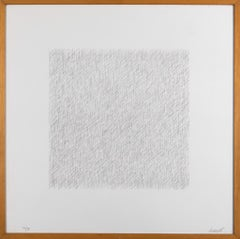Lines of 1 Inch in 4 Directions and All Combinations, Plate #06 - 1971