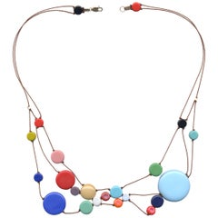 Solar System Necklace, n1519