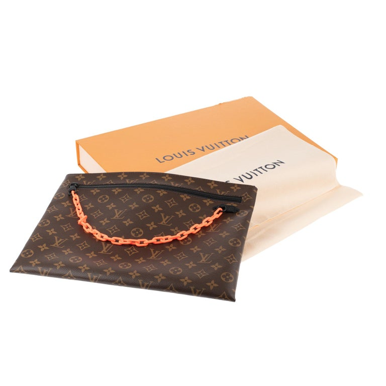 Sold Out - Brand new Louis Vuitton Pouch Virgil Abloh limited edition 2019 For Sale 5