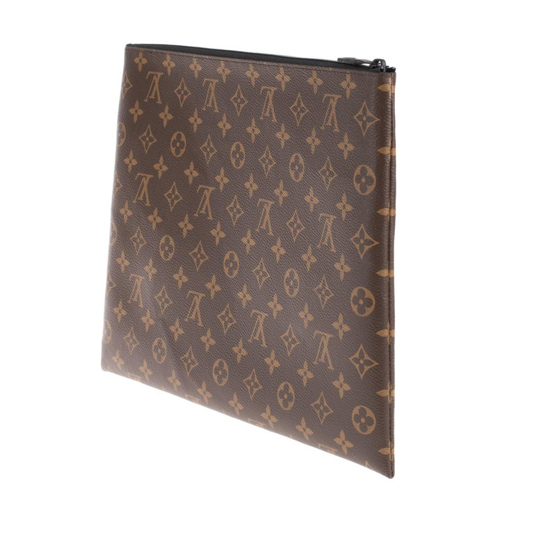 Black Sold Out - Brand new Louis Vuitton Pouch Virgil Abloh limited edition 2019 For Sale