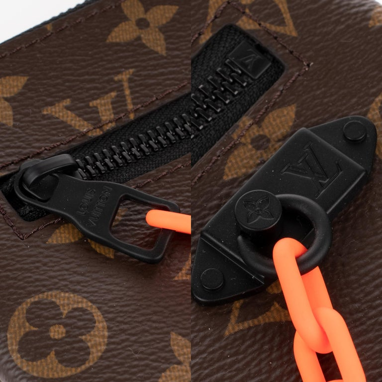 Sold Out - Brand new Louis Vuitton Pouch Virgil Abloh limited edition 2019 For Sale 1