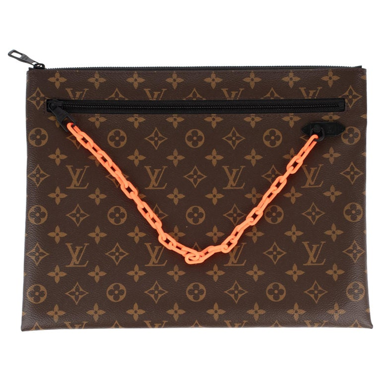 Sold Out - Brand new Louis Vuitton Pouch Virgil Abloh limited edition 2019 For Sale