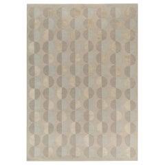 Sole Luna Gray Carpet by Gio Ponti