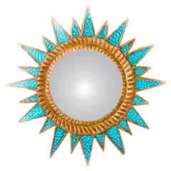 A Convex Mirror in the Manner of Line Vautrin, Contemporary