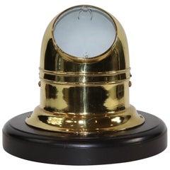 Solid Brass Boat Binnacle Compass