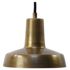 Solid Brass Vintage Industrial Factory Pendant Lights