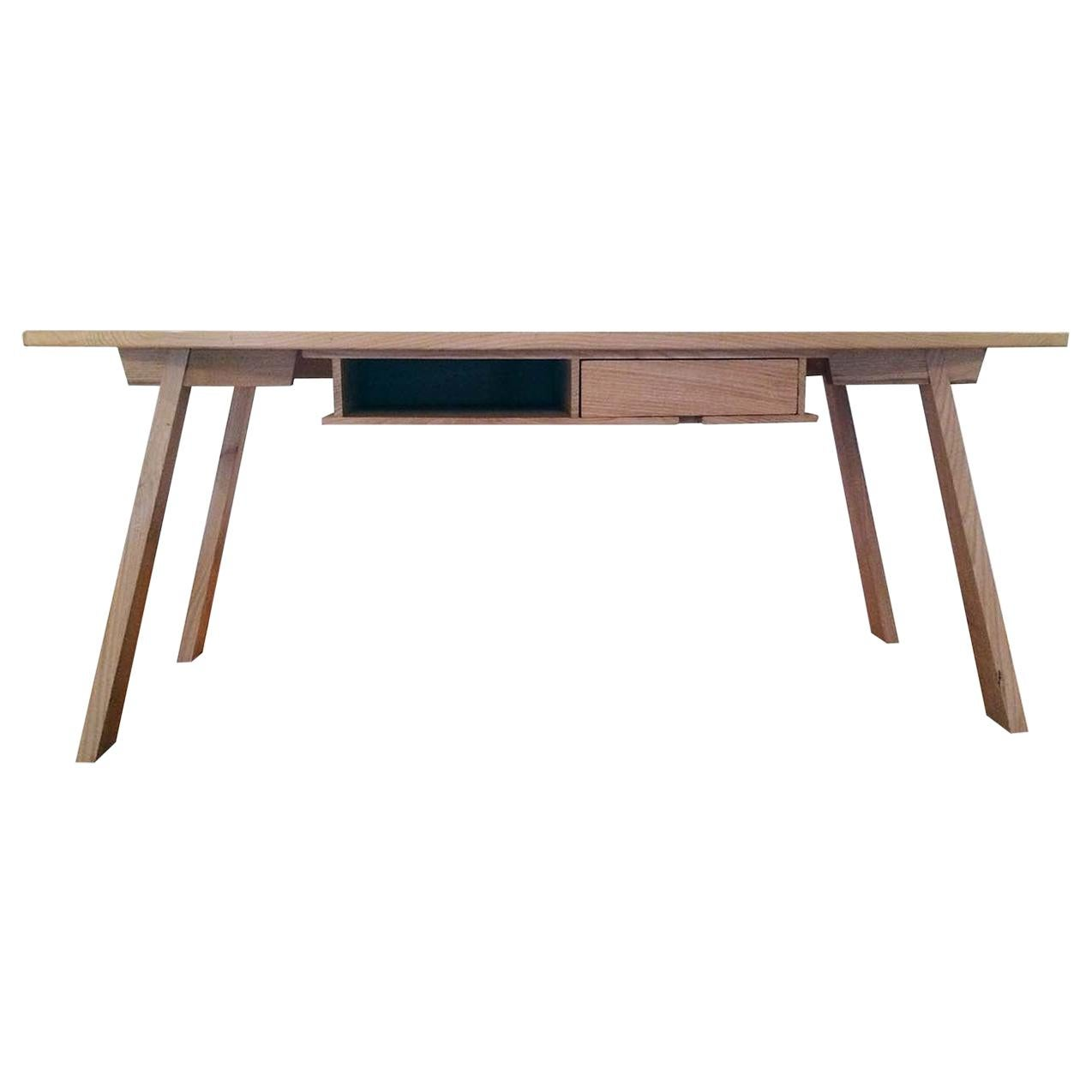 Solid Chestnut Dining Table