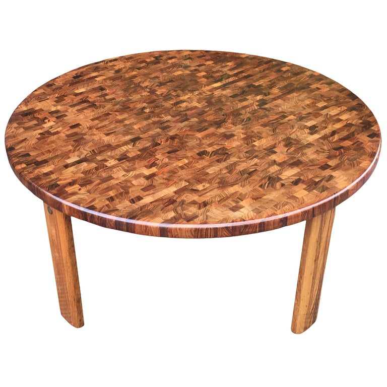 End Grain Coffee Table.Solid End Grain Walnut Coffee Table By Bramin