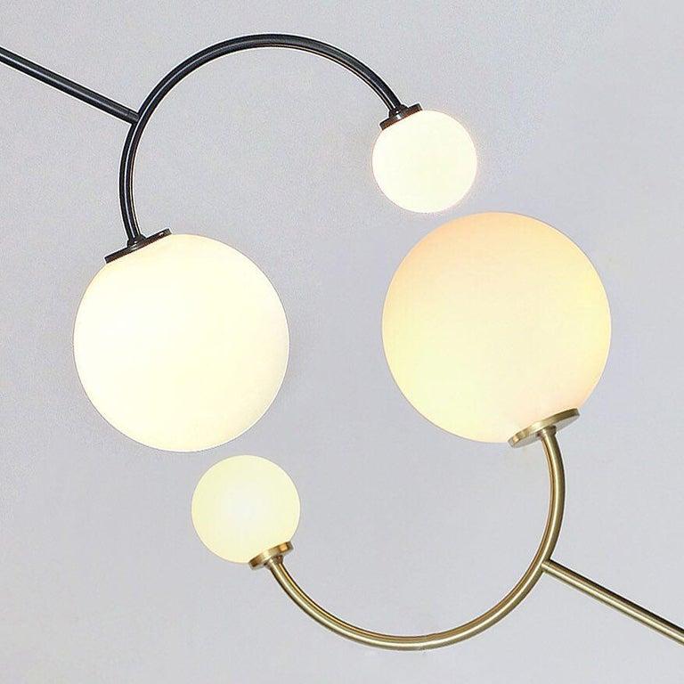 Polish Solid Equilibrum Pendant Lamp by Olek Vojtek For Sale