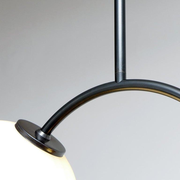 Contemporary Solid Equilibrum Pendant Lamp by Olek Vojtek For Sale