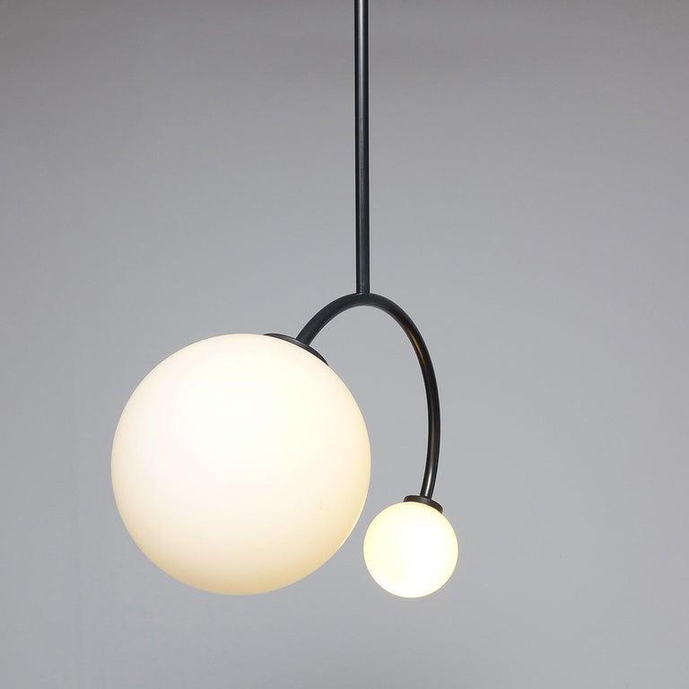 Solid Equilibrum Pendant Lamp by Olek Vojtek For Sale 1