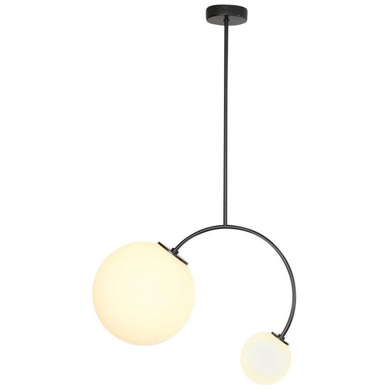 Solid Equilibrum Pendant Lamp by Olek Vojtek For Sale