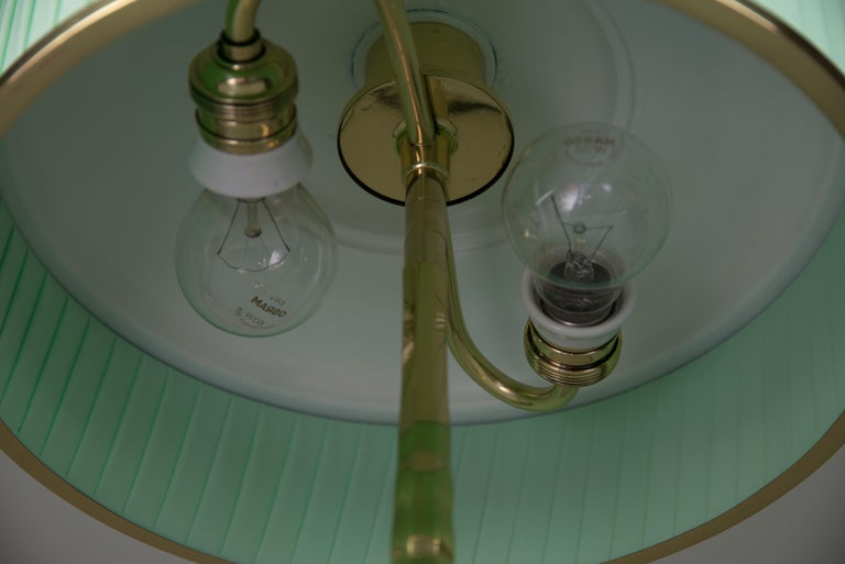 Early 20th Century Solid Jugendstil Table Lamp, circa 1908 For Sale