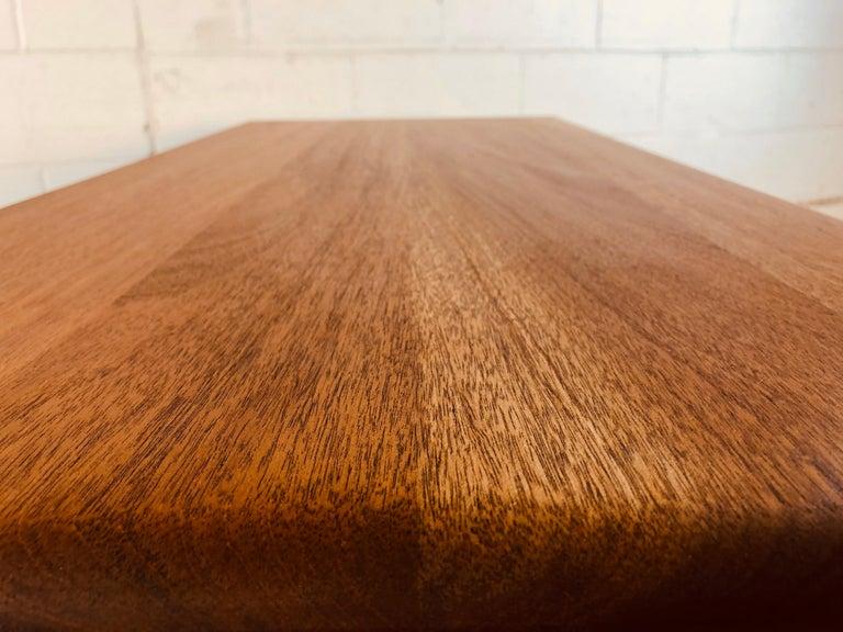Solid Mahogany Wood Dresser For Sale 4