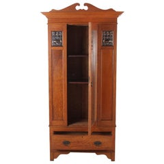 Arts and Crafts Wardrobes and Armoires