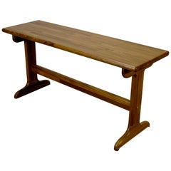 Solid Teak Bench or Coffee Table