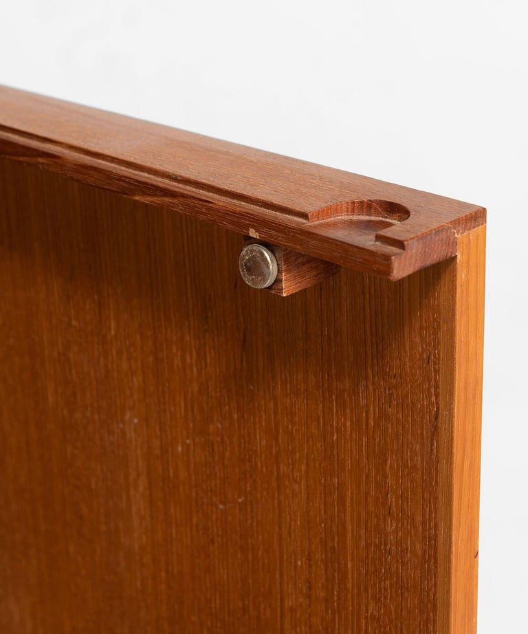 20th Century Solid Teak Cabinet by Robert Heritage for Gordon Russell For Sale