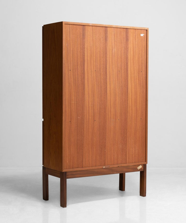 Solid Teak Cabinet by Robert Heritage for Gordon Russell For Sale 2