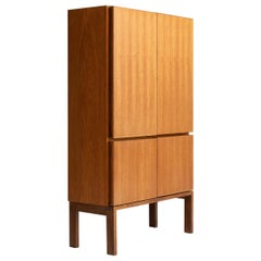 Solid Teak Cabinet by Robert Heritage for Gordon Russell