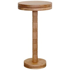 Solid White Oak Cocktail Table