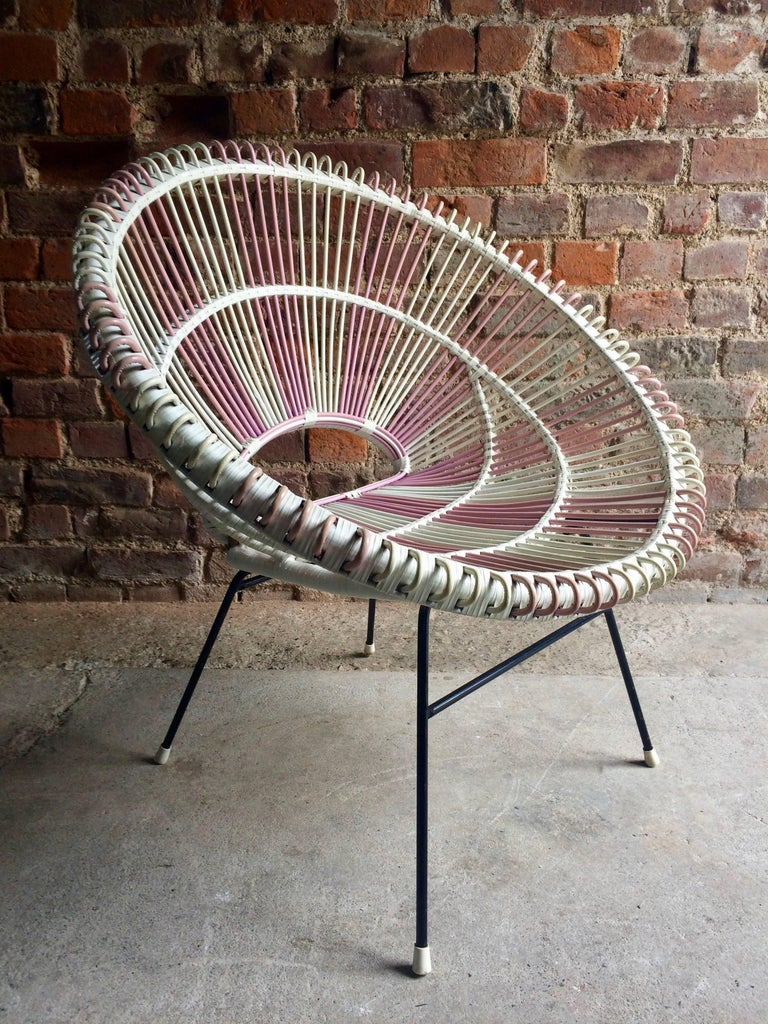 Solitaire Rattan Chair by Janine Abraham and Dirk Jan Rol ...