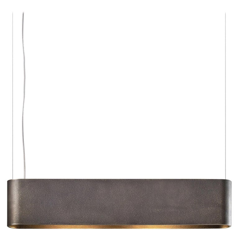 For Sale: Brown (SO.SU.60.LED.BR) Solo 60 Pendant Light by Jacco Maris